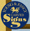 Custom Carved and Painted Signs for Home Address, Business, Churches and Organizations, Truck Lettering, Contractor & Real Estate Signs, Logo Development, and Boat Lettering